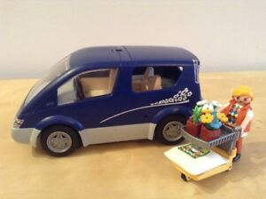 Camionnette Playmobil