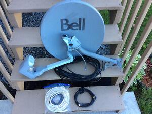 BELL+ Antenne et câbles