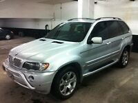 2001 BMW X5 4.4 Litter SUV, Crossover