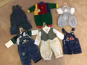 Baby Boy Clothing - Size are from 3-6 months