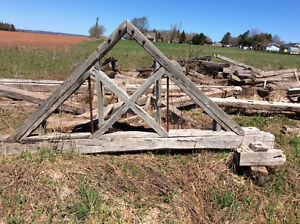 Antique lumber...buy the lot or buy running ft....