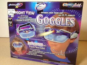 2003 Eastcolight Master of Spy Night View Goggles NEW IN BOX Cambridge Kitchener Area image 3