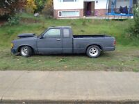 1987 GMC Sonoma Extended cab lowrider Pickup Truck