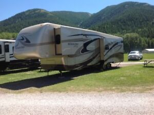 2012 Newmar Kountry Aire Luxury 5th Wheel