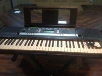 Yamaha E 243 keyboard and iPad cable