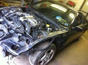 1991 Nissan 300ZX Project
