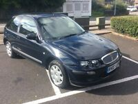 2003'Rover 25 1.4 IL-57,000-full service history-August 16 mot-great value