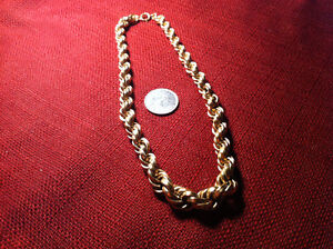 Gold Plated chain 16 inches,