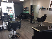 Now hiring experienced licensed hair stylists & barbers!