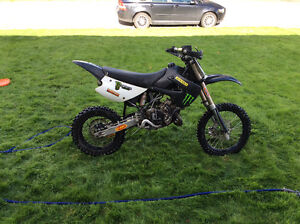 2008 kx 85 monster edition lots of after market