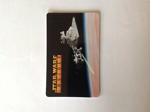 Star Wars sticker and blank member card London Ontario image 2