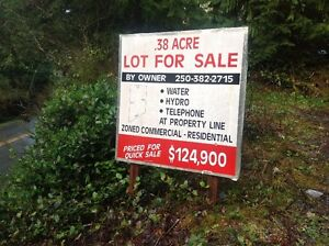 Port Renfrew BC Property Reduce by $24,000 for Quick Sale