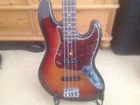 USA Standard Fender Jazz Bass