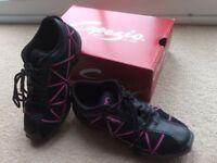 Ladies Capezio dance shoes