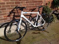 Boardman comp alloy hybrid bike