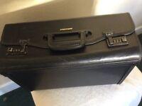 PILOT BRIEF CASE - as New - Lockable