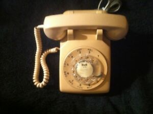 Bell Rotary Telephone.