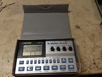 Vintage Boss DR 110 Analog drum machine