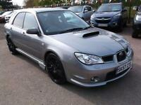 2007 57 SUBARU IMPREZA 2.5 GB270 SPORTS WAGON 5D 266 BHP