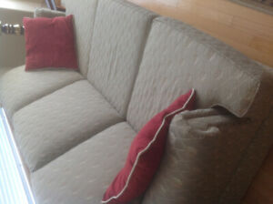 Neutral coloured Sofa