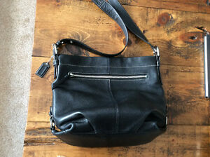 Coach hobo style bag (purse)
