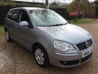 VOLKSWAGEN POLO 1.4 S 5dr 2006 - 12 MONTH M.O.T. SUPPLIED