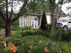 Propriété a proximité de la ville à Dolbeau-Mistassini Lac-Saint-Jean Saguenay-Lac-Saint-Jean image 2