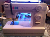 Janome L-344 Sewing Machine - very good condition!