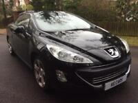 2011 Peugeot 308 CC 2.0HDi Coupe auto GT convertible BUY FOR £27 PER WEEK