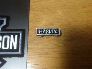 Harley Davidson Patch and Pin.  15$ St. John's Newfoundland image 2