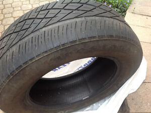 Firestone tires 255/60/R18