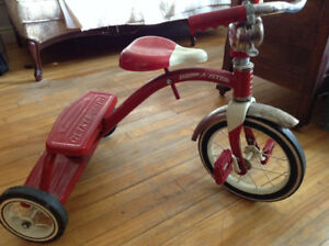 Child's Radio Flyer Tricycle
