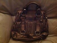 Designer ladies handbag Rampage new