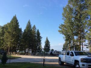 Radium Valley Vacaction Resort - RENT / Possible PURCHASE RV Lot