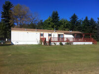 5 Bedroom mobile home for rent west of Lacombe