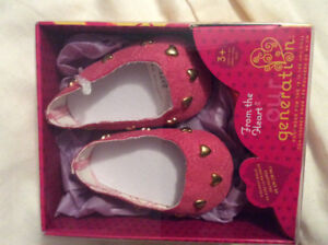 """18"""" Doll outfit/ shoes"""