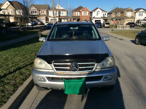 2004 Mercedes-Benz ML350 Jeep