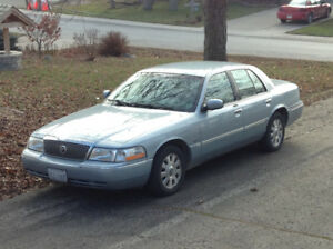 2003 Mercury Grand Marquis LS Sedan