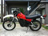 STOLEN YAMAHA XT550