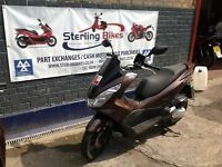 HONDA PCX 125 LOW MILEAGE GOOD CONDITION
