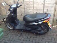 Yamaha Cygnus x 125cc 2007