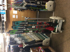Classic 75mm Telemark equipment for sale