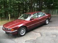 BMW 750 IL Long Wheel Base Limousine