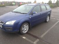 2007 focus ghia auto long mot estate