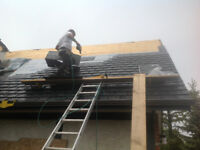 New roofs & re-roofs at best prices on now, exc quality &; exp