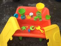 EarlyLearning / Sand And Water Table