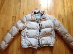 Authentic Prada puffy down filled coat size small
