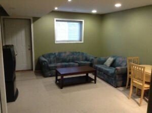 1 bed room plus den Basement available **Utilities Included**
