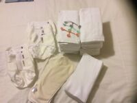Reusable nappy system