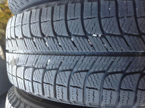 """185 / 60 15"""" Michelin X-ice snow tires. Delivery possible"""